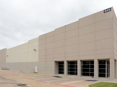 Peachtree Distribution Center  is near Interstate 635.