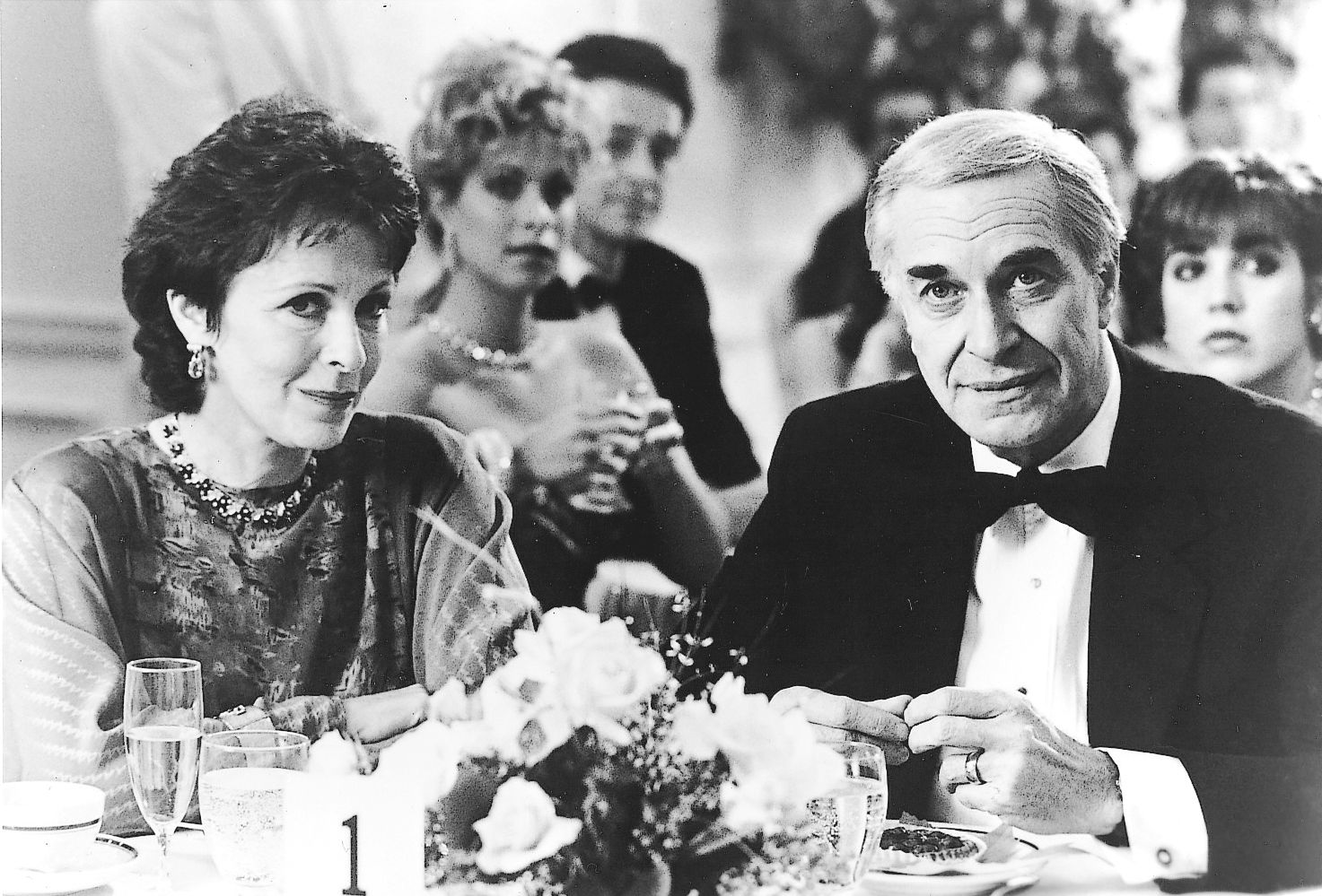 """Claire Bloom and Martin Landau in Woody Allen's """"Crimes and Misdemeanors."""" Bloom, once married to Philip Roth, wrote a tell-all memoir about the author. Blake Bailey, who wrote the new biography, says Roth went to his grave believing that Bloom's book kept him from winning the Nobel Prize."""