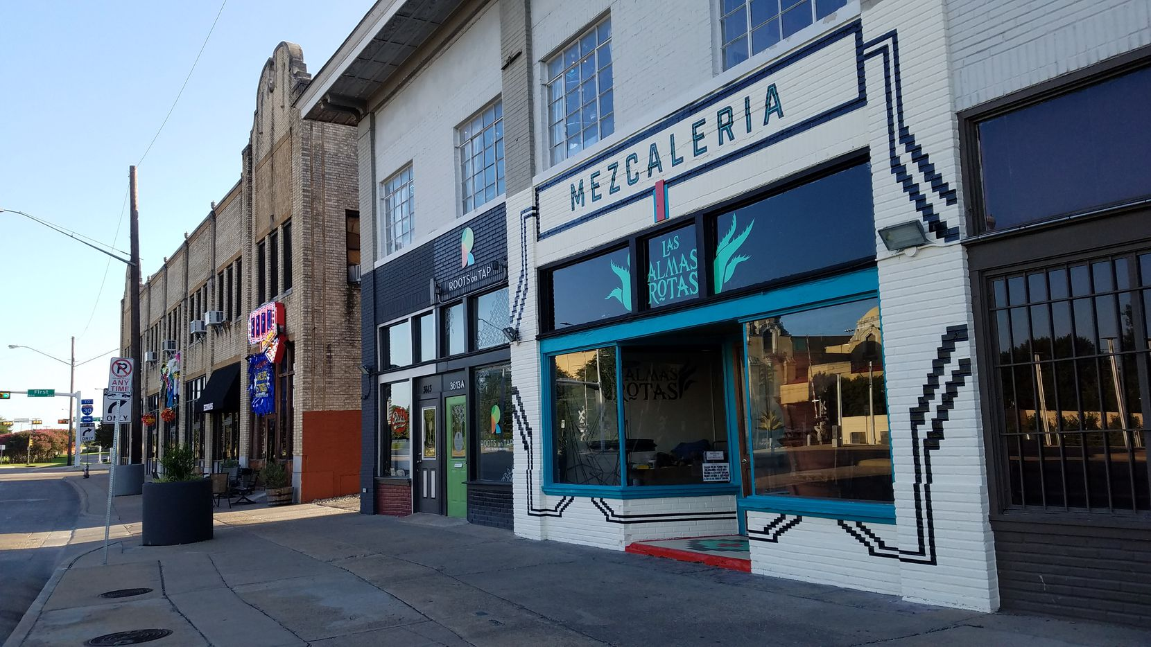 Dallas' first full-fledged mezcaleria, Las Almas Rotas, hopes to officially open this weekend.