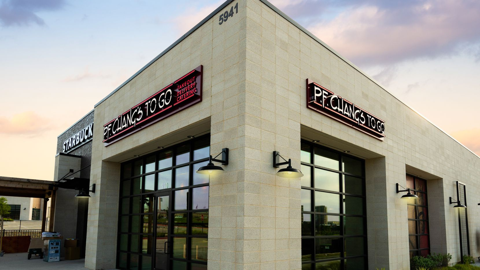 P.F. Chang's To Go opens in Irving on June 28. It's the first of its kind in Texas.