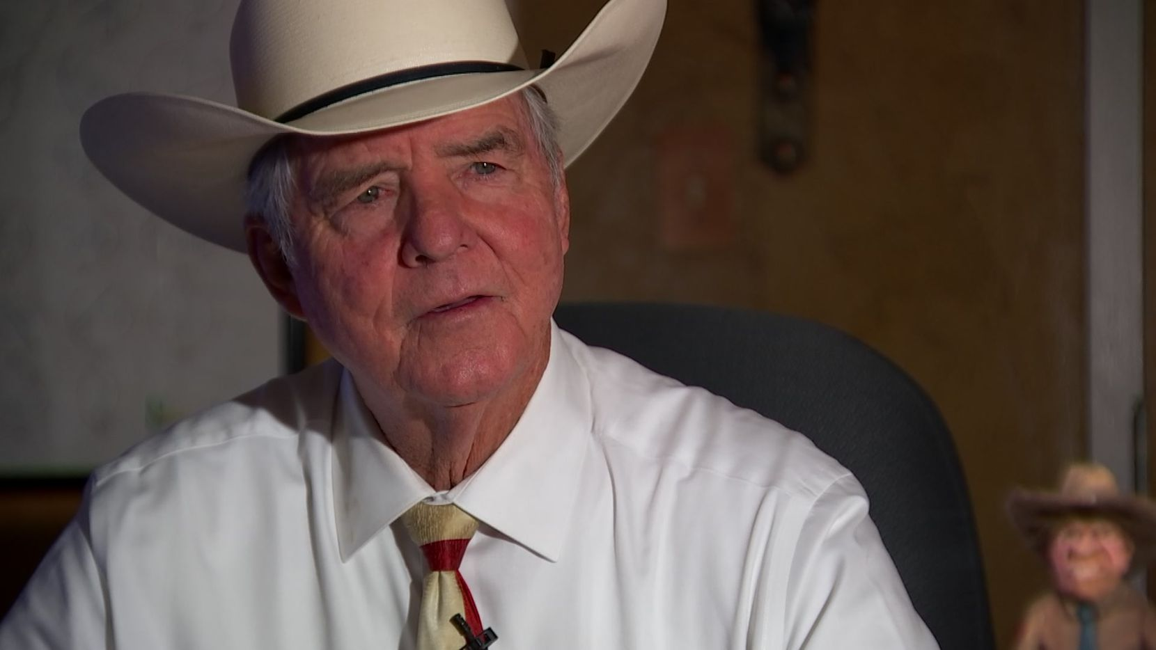 Billy Rowles was sheriff in Jasper County at the time of James Byrd's murder.