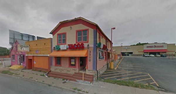 Un joven murió tras ser apuñalado en El Mil Tacos, en Fort Worth. GOOGLE MAPS