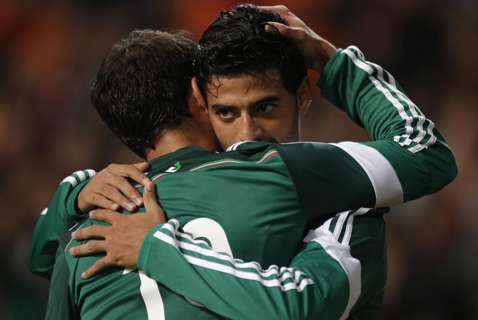 Carlos Vela jugará en la MLS desde 2018. (AP/PETER DEJONG)