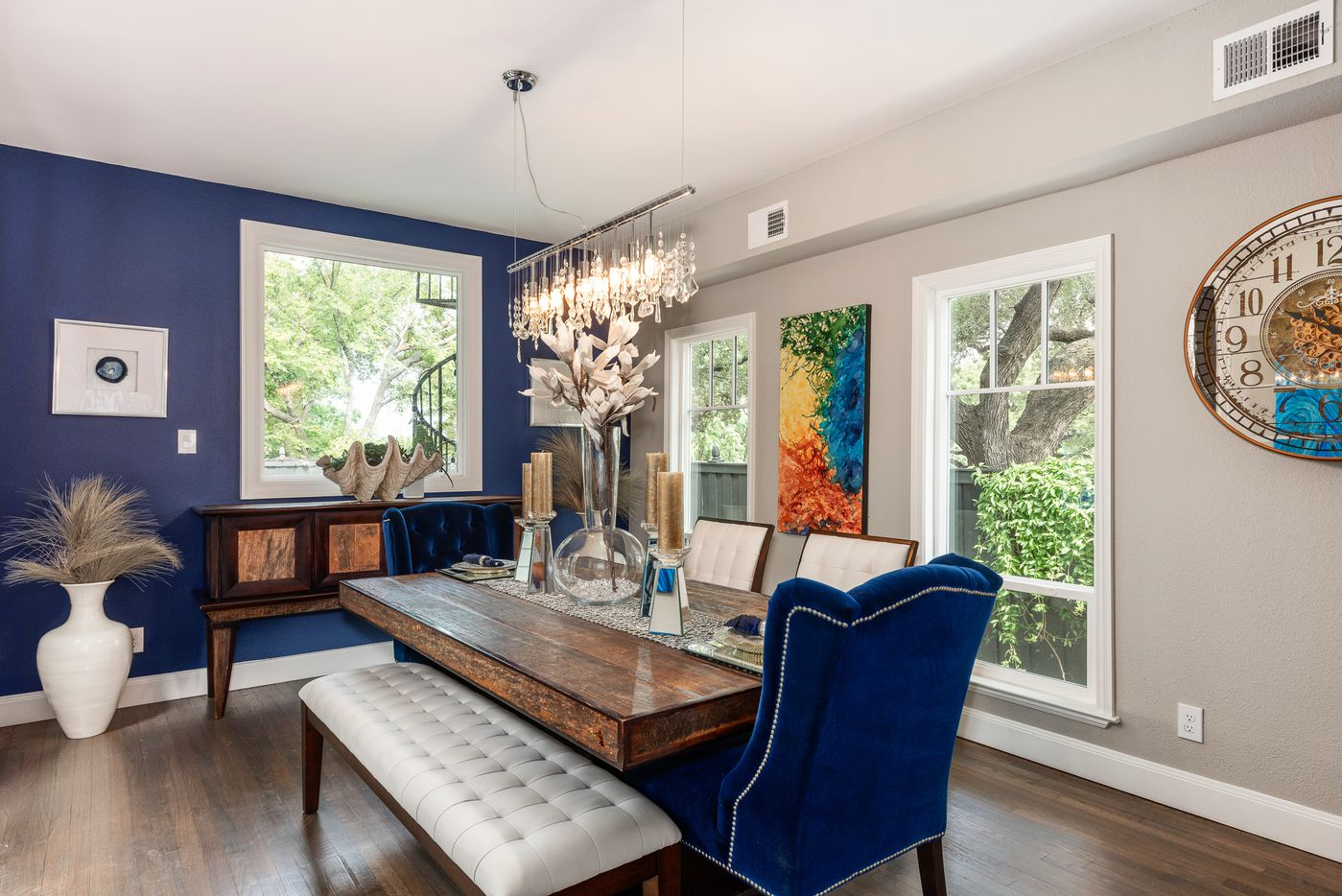 A look at 935 N. Montclair Avenue in Dallas, one of the houses on the 2019 Heritage Oak Cliff Home Tour.