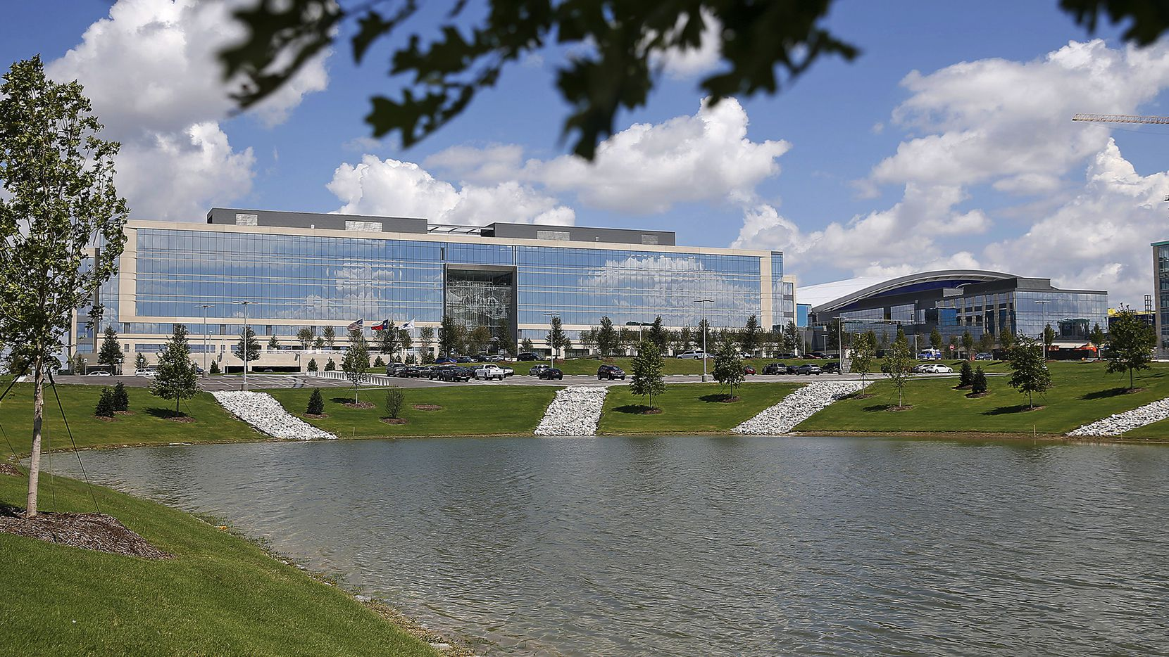 RBC Wealth Management is moving its Plano office to the Star in Frisco.James D. Smith/Dallas Cowboys