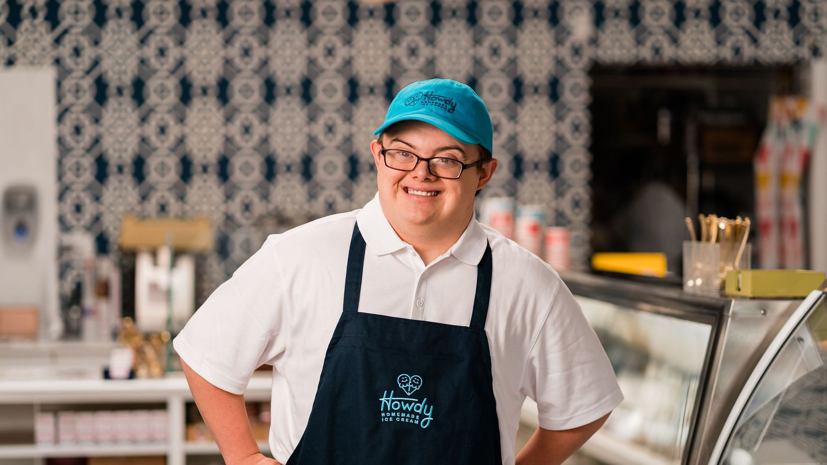 """In an interview with ABC News in 2019, Howdy Homemade Ice Cream's Vice President Coleman Jones said """"Waking up to ice cream is, really, a blessing."""""""