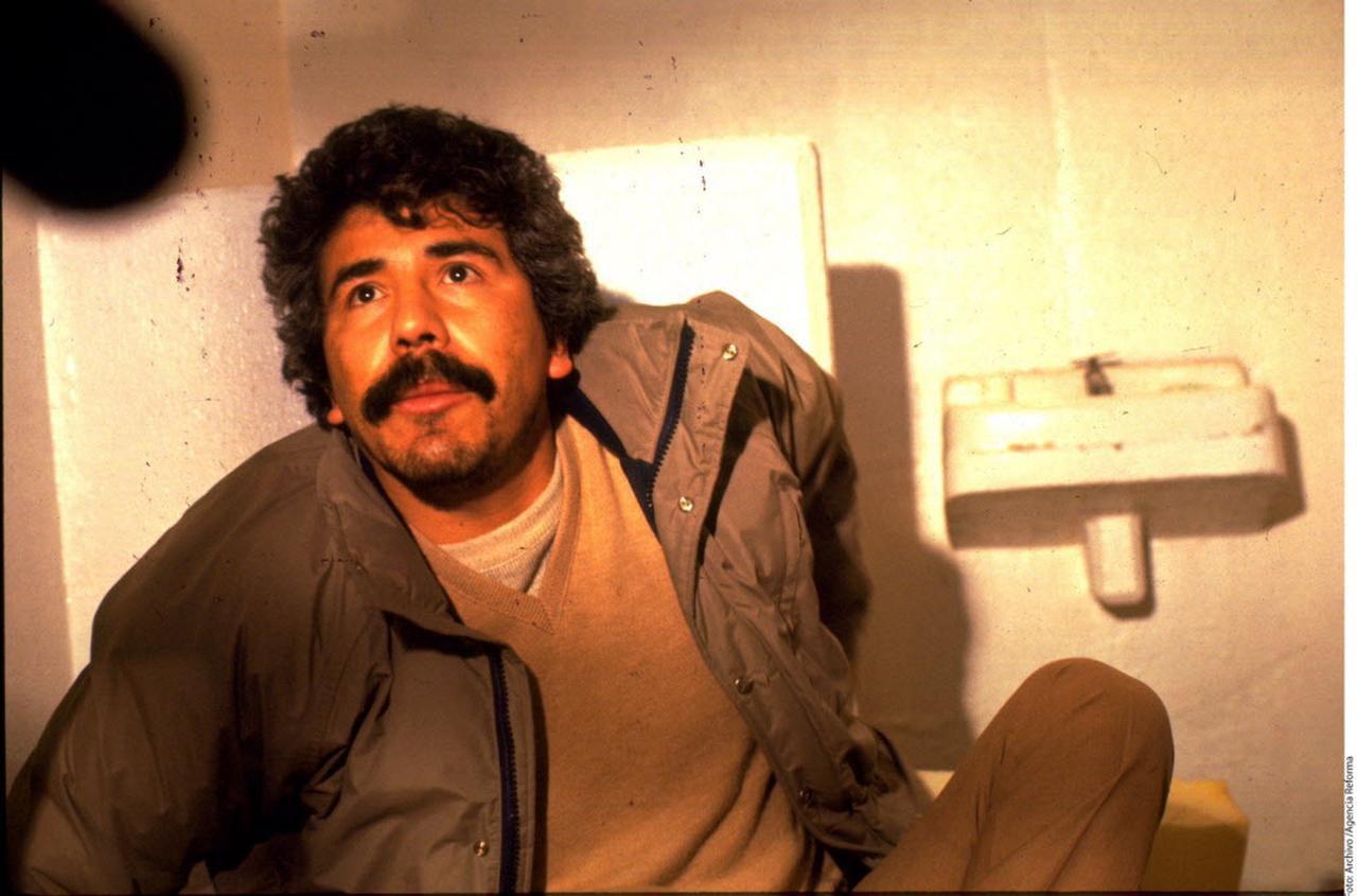 Rafael Caro Quintero en una imagen cuando se encontraba detenido.(AGENCIA REFORMA)