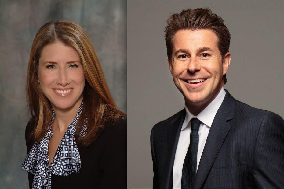 Jennifer Pierson and Jason Vitorino are merging their companies.