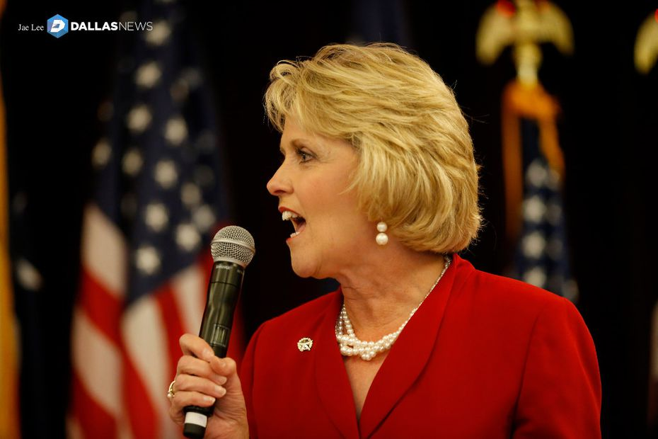 Rep. Cindy Burkett, R-Sunnyvale (2016 File Photo/Staff)