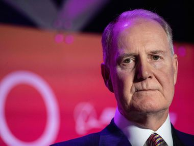 Southwest Airlines CEO Gary Kelly speaks at the annual Aviation Summit in Washington, DC, on March 5, 2020.