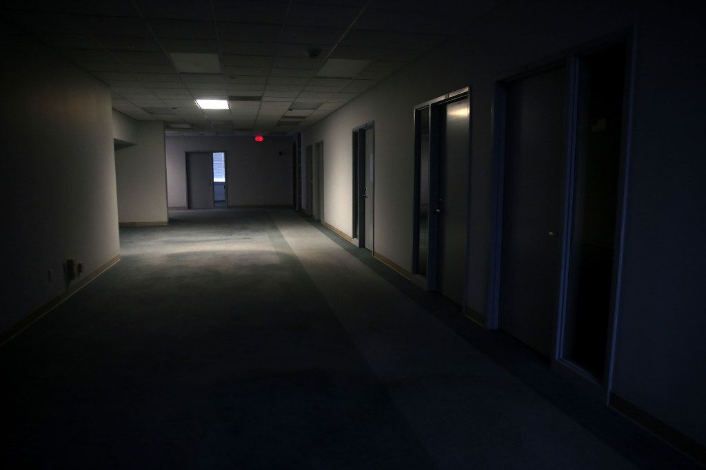 "An empty darkened hallway at the Texas factory that serves as America's top domestic maker of medical face masks is nicknamed ""the Hall of Death"" — in memory of workers who were laid off when business was lost to China."
