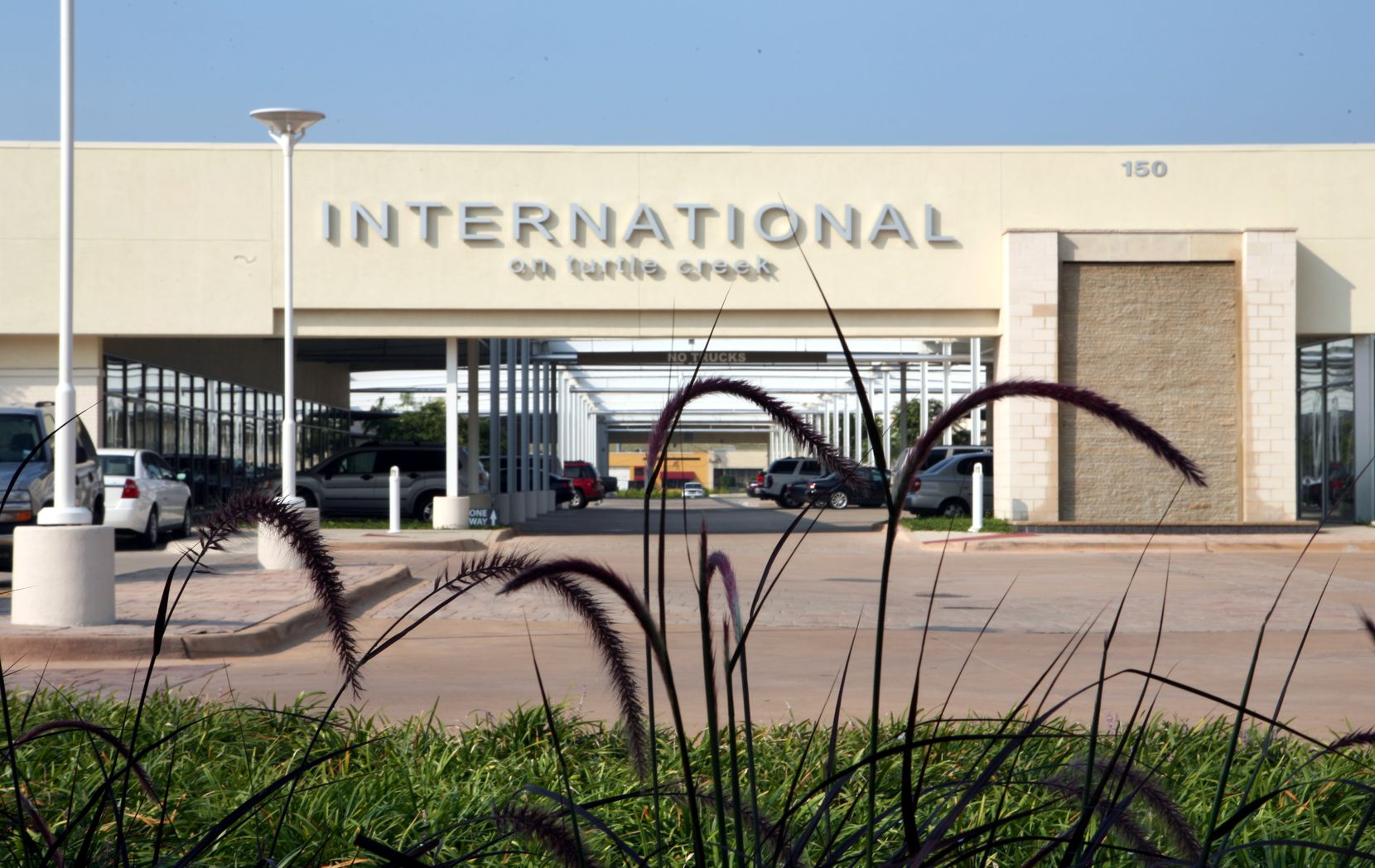 The International on Turtle Creek houses furniture, design and creative firms.