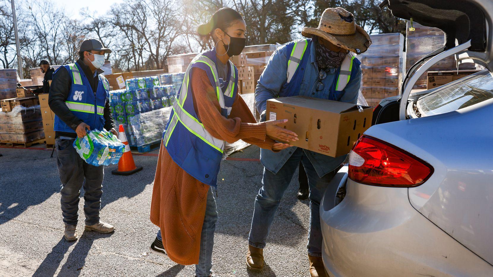 El sábado se realizará una entrega de comida en el campus de Mountain View de Dallas College.
