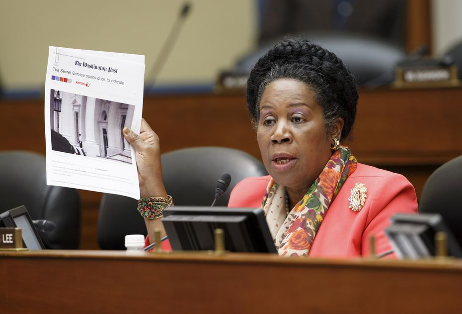 Rep. Sheila Jackson Lee, a Houston Democrat, was also selected as a member of the task force.