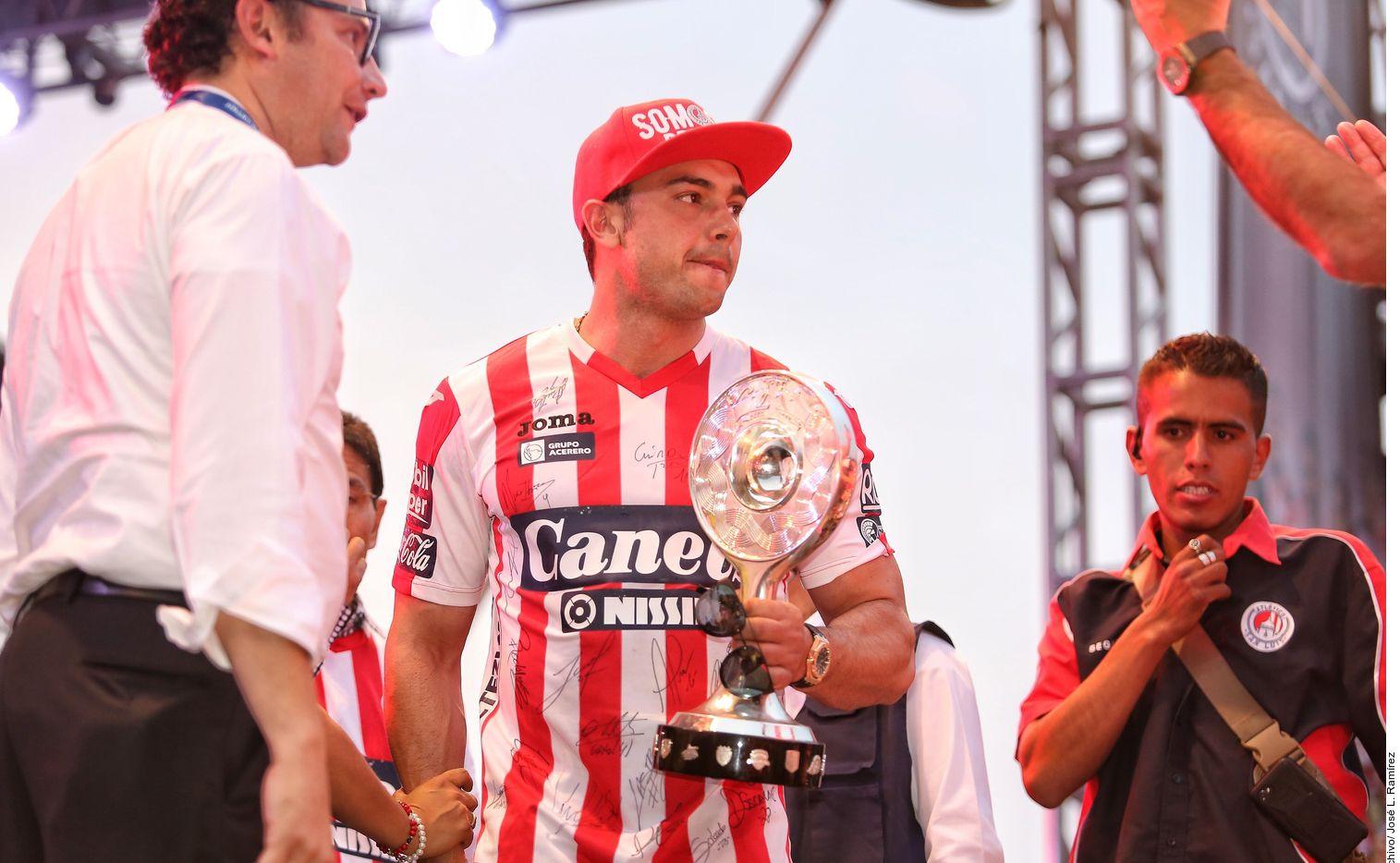 El Atlético de San Luis informó que su presidente, el español Alberto Marrero Díaz, padece de coronavirus