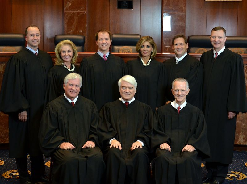 The Texas Supreme Court