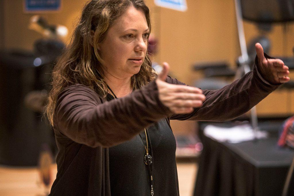 Mara Richards Bim of Cry Havoc Theater Company.