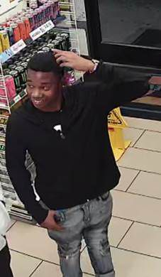 One of the four suspects believed to be involved in a series of robberies in Mesquite.