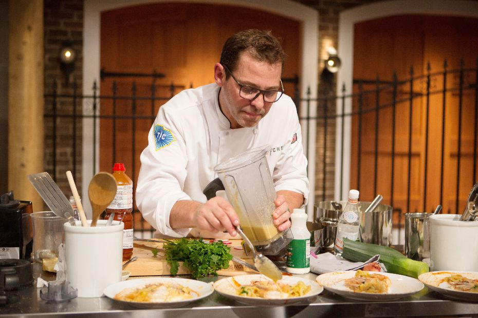 At 59 years old, Dallas chef John Tesar is the oldest contestant ever on 'Top Chef.' He's known for his brash personality, but he's shown his softer side this season.