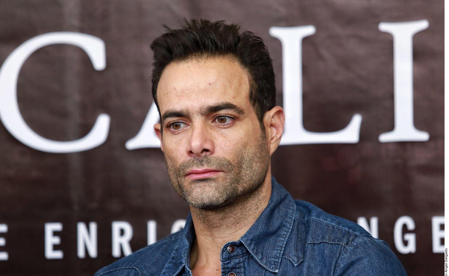 Hace 25 años Luis Roberto Guzmán llegó a México con la ilusión de contar historias como actor.