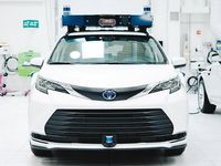 The Toyota S-AM, which stands for Sienna Autono-MaaS, is equipped with automated driving tech from Aurora and an electric-hybrid powertrain. Aurora will begin testing the new vehicles on Dallas roadways over the next six months.