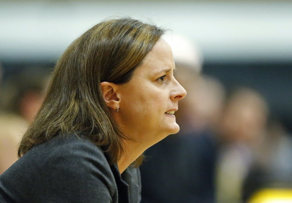 Cherilyn Morris was hired as Plano East Senior High School's girls basketball coach in 2014. She served five seasons.