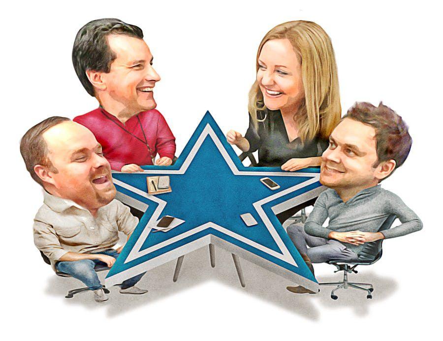Staff illustration by Michael Hogue.