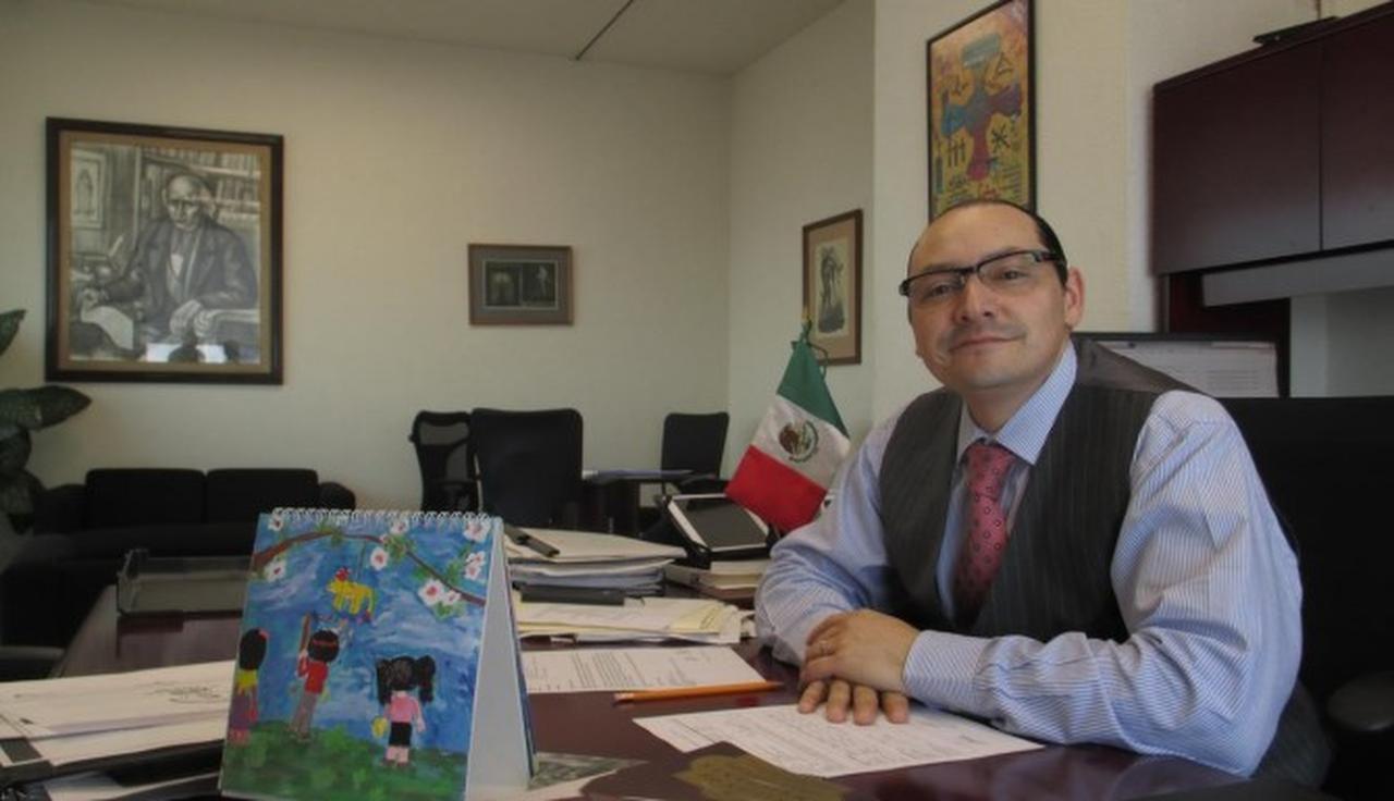 Francisco de la Torre Galindo fue aprobado como nuevo cónsul general de México en Dallas.(CORTESIA)