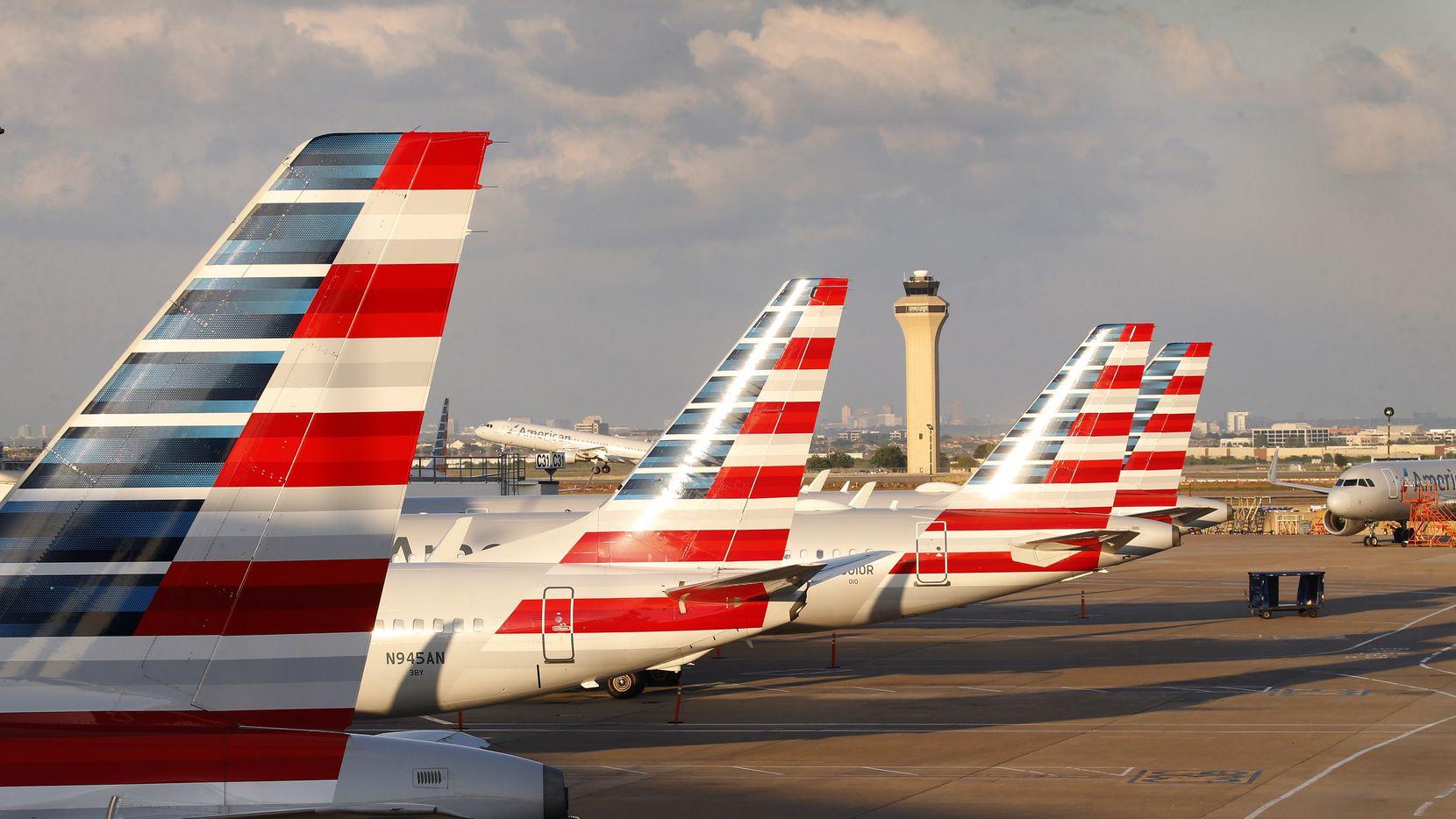 American Airlines anunció nuevas rutas a destinos en Baja California. La aerolínea aún está recuperando pasajeros aún temerosos de viajar en medio de la pandemia.