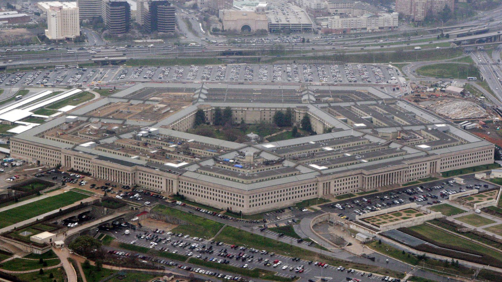 Fotografía de archivo del 27 de marzo de 2008 del Pentágono en Washington.