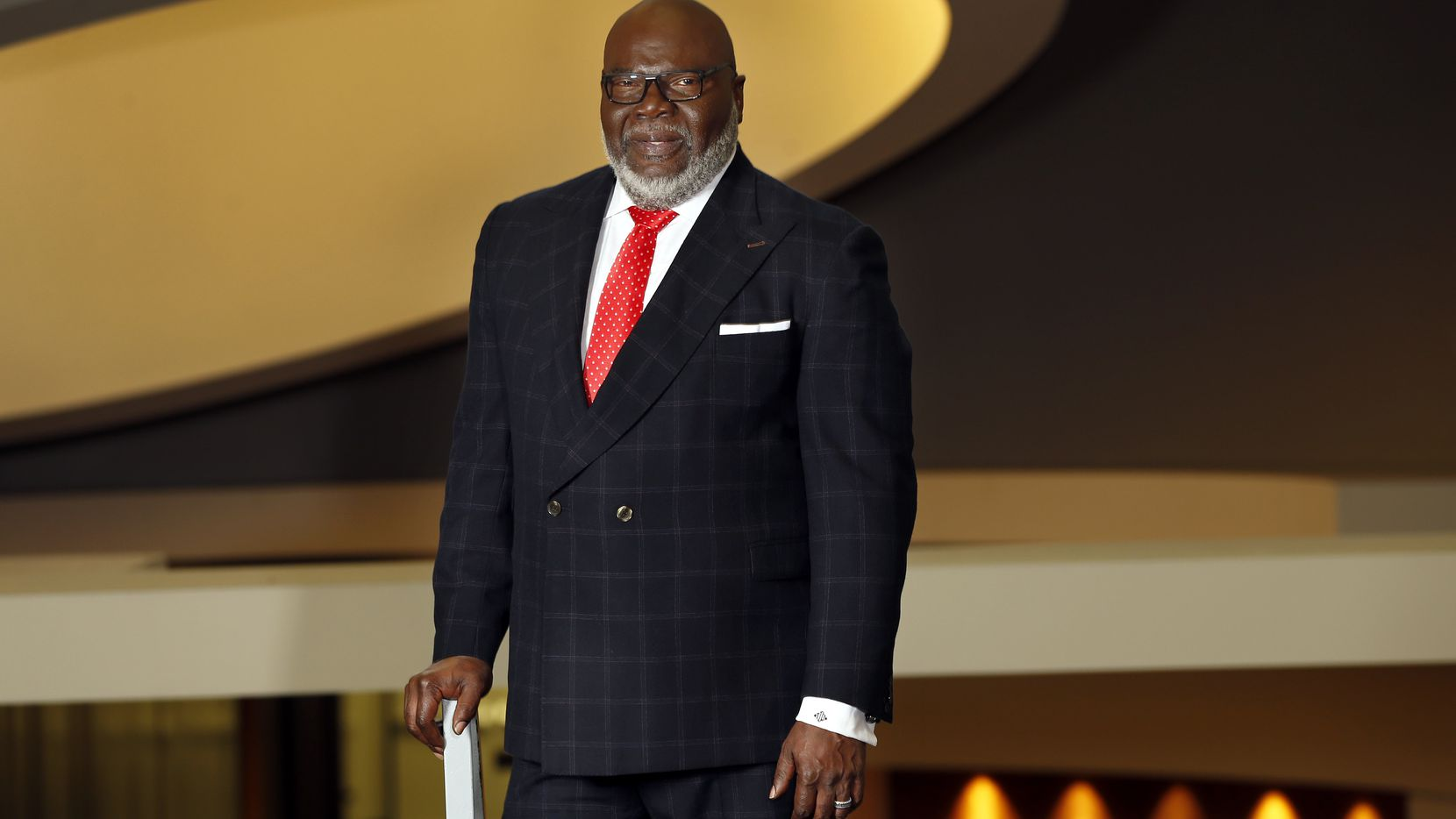 Bishop T.D. Jakes, senior pastor at The Potter's House, is creating a nonprofit foundation to promote education, job training and collaborations with business.