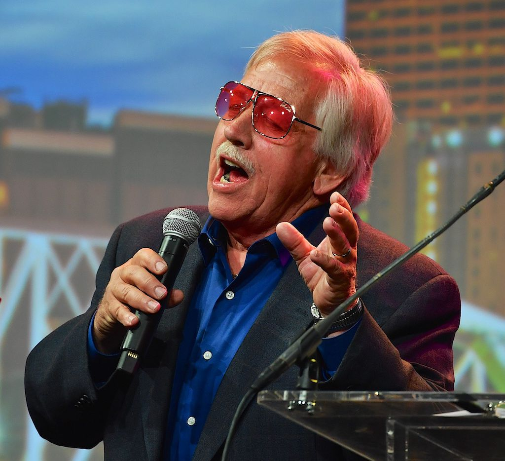 John Conlee performed during the 33rd Annual American Eagle Awards on Music Industry Day at Summer NAMM in Music City Center on June 25, 2016, in Nashville, Tenn.