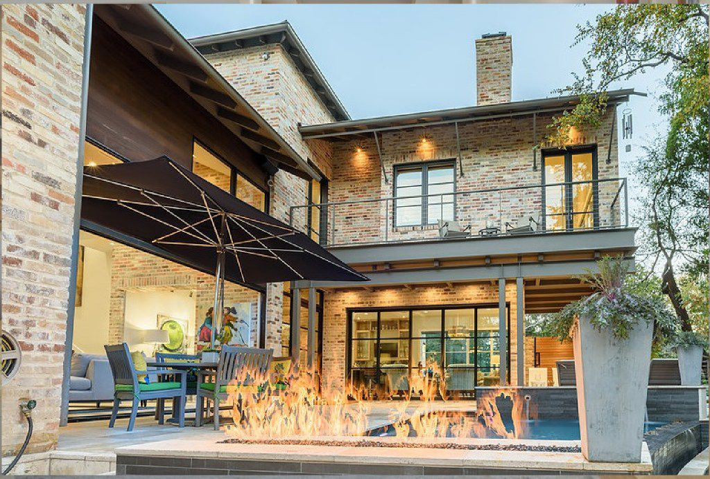 Home on the 2017 Turtle Creek Association Home Tour