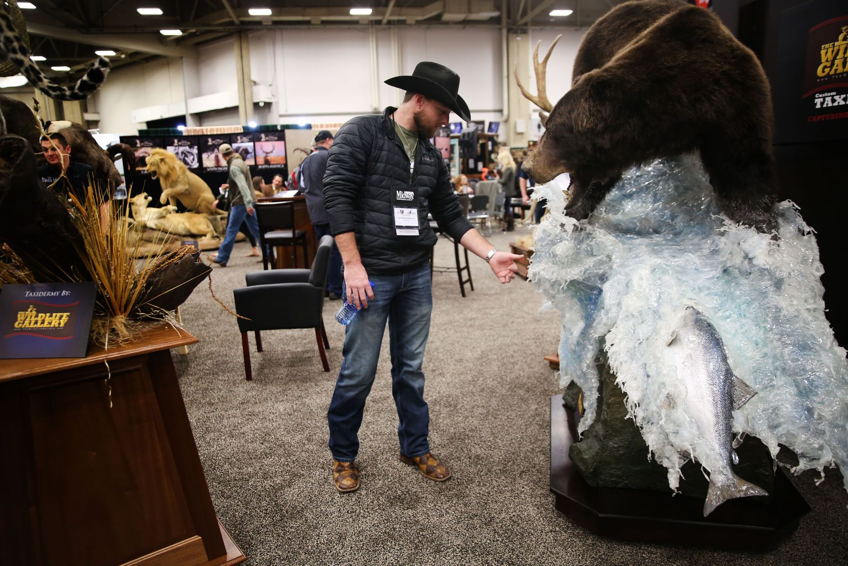 The Dallas Safari Club Convention and Sporting Expo will be back at the Kay Bailey Hutchison Convention Center this weekend.