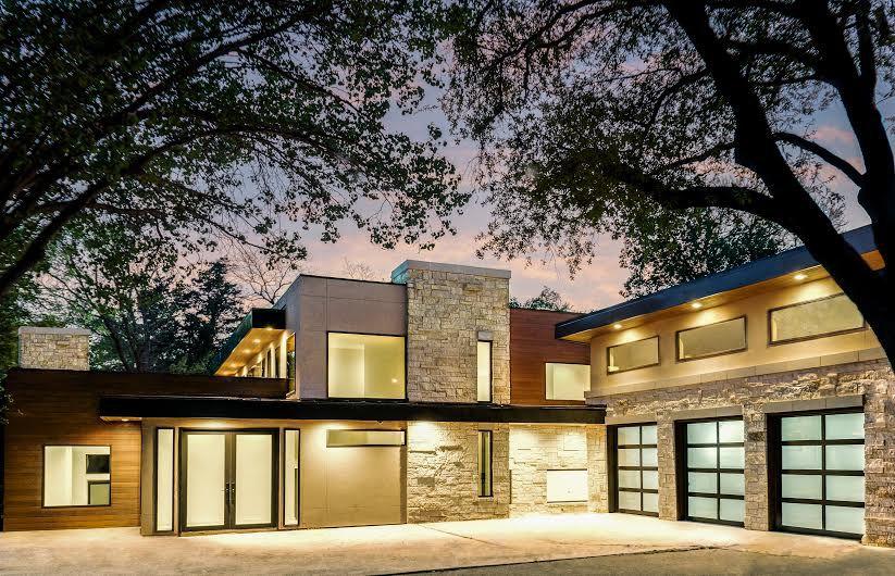 Richard Miller Custom Homes house on the tour is near White Rock Lake.