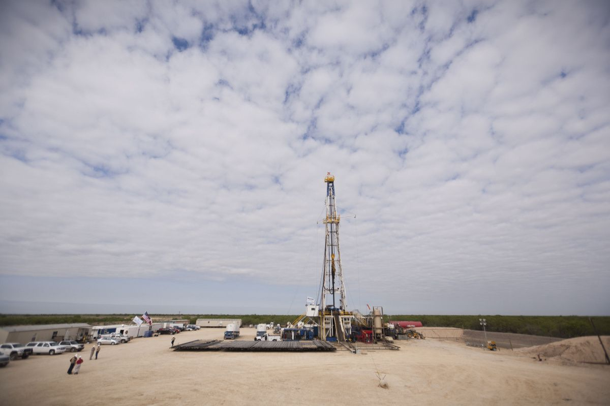 Oklahoma City-based Chesapeake Energy was once the epitome of America's shale-gas fortunes as a fracking pioneer.