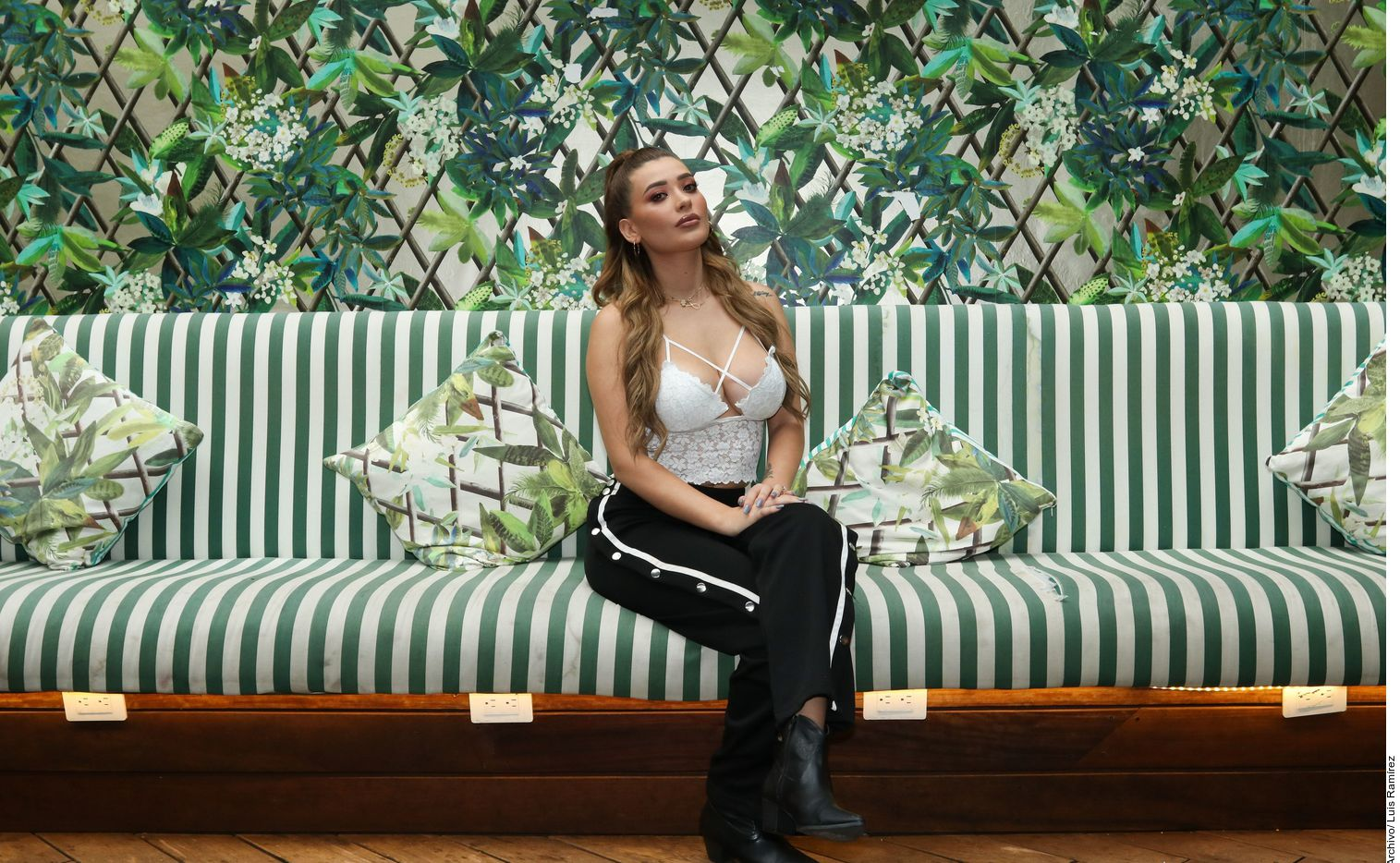 En la imagen que circula por internet se puede leer un comunicado en el cual aseguran que la integrante del reality show Acapulco Shore Brenda Zambrano acaba de fallecer.