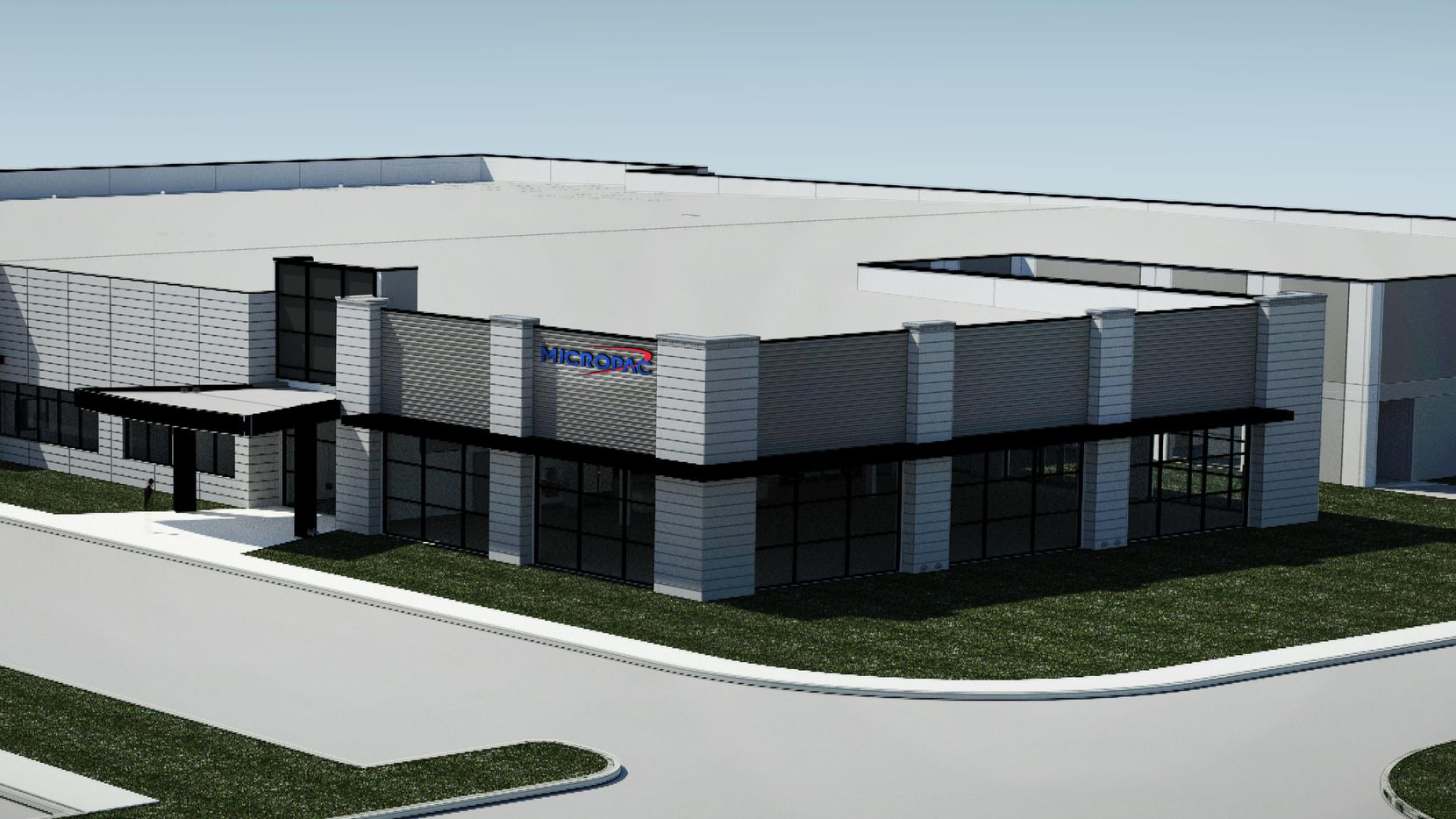Micropac will build a new headquarters and manufacturing facility in Garland, where it has operated since 1963.