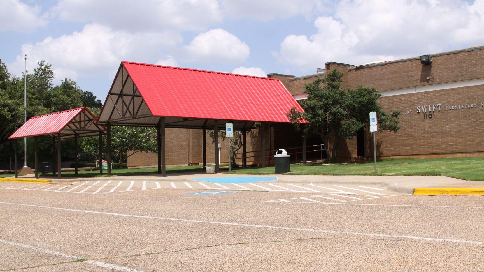 Swift Elementary School in Arlington, Texas