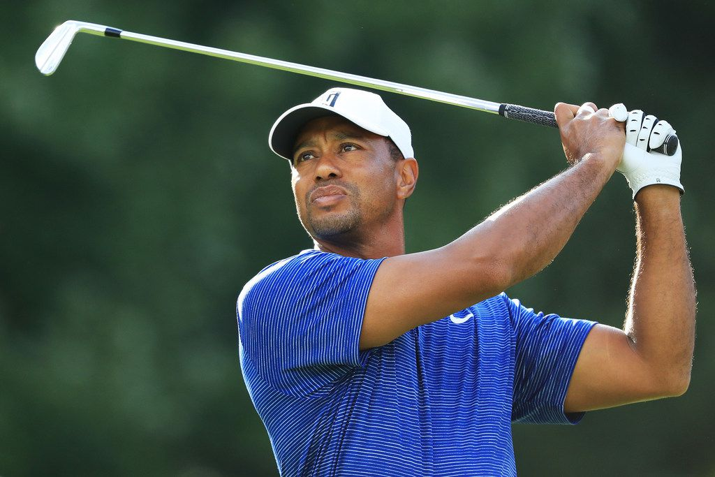 TV rights to a rare head-to-head golf match between Tiger Woods and Phil Mickelson is seen as an early sign of how telecom giant AT&T plans to flex its newfound media muscle after its purchase of Time Warner Inc.