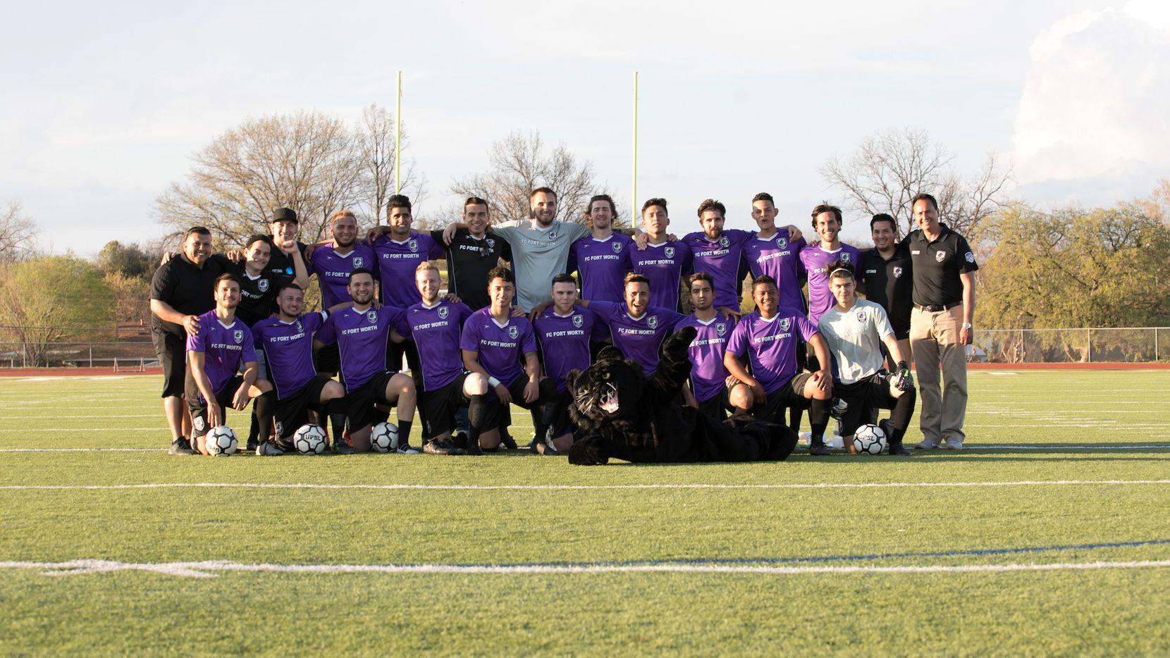 El FC Fort Worth, antes Tigres de FW, competirán en la UPSL. Fotos cortesía FC Fort Worth