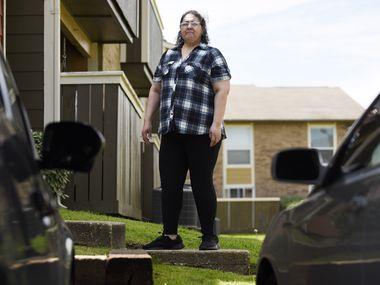 Diana Escudero perdió su empleo en un hotel debido a la crisis del coronavirus. Apenas si pudo pagar su renta este mes.