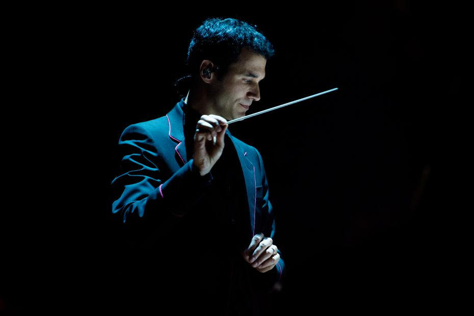 Fun fact: Ramin Djawadi almost passed on composing for 'Game of Thrones.' We're blessed that he didn't. (Andres Jimenez/BB Gun Press)
