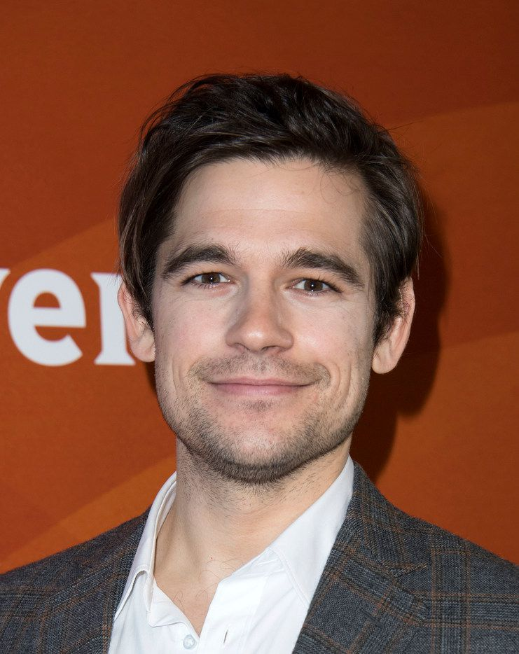 Actor Jason Ralph attends the NBC Universal TCA Winter Press Tour on January 9, 2018, in Pasadena, California. / AFP PHOTO / VALERIE MACONVALERIE MACON/AFP/Getty Images