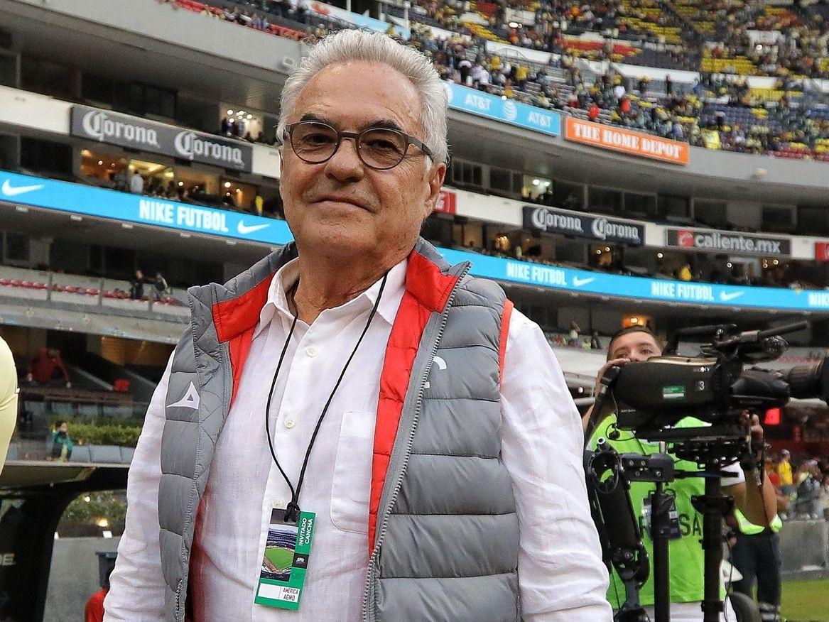 Álvaro Dávila es el nuevo presidente ejecutivo del Cruz Azul.