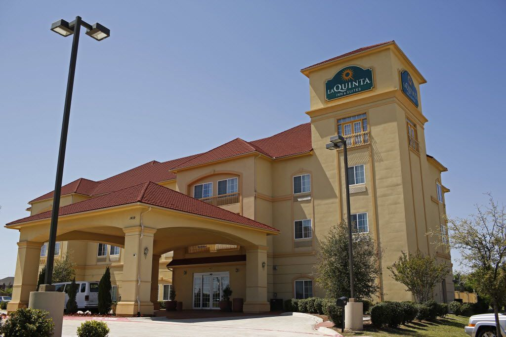 La Quinta Inn & Suites Cedar Hill, taken on April 9,  2014.  (Nathan Hunsinger/The Dallas Morning News) 09182015xPUB