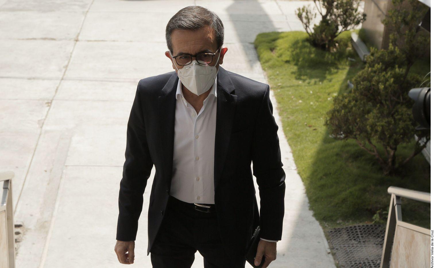 Un juez en México imputó con cargos de enriquecimiento ilícito al exsecretrario de Economía durante el gobierno de Enrique Peña Nieto, Ildefonso Guajardo.