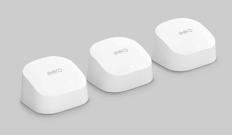 Eero 6 Mesh Wi-Fi system
