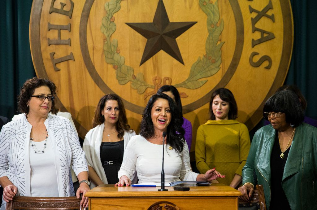 Representative Victoria Neave titled her bill tackling the backlog of untested rape kits in Texas the Lavinia Masters Act, after a Dallas woman whose rape kit sat untested for more than 20 years.