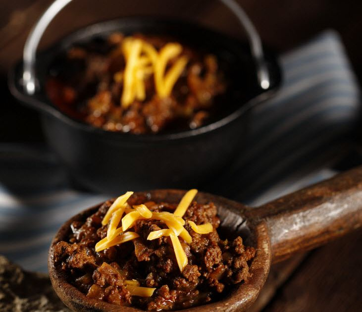 The Best Real Texas Chili Recipes No Beans Allowed